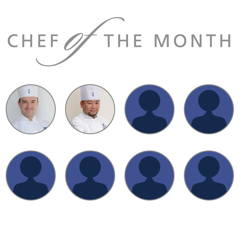 「Chef of The Month」