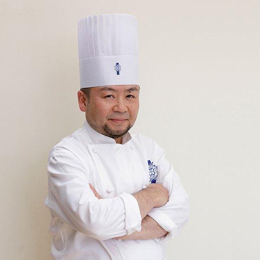 料理講座 横山勝利シェフ