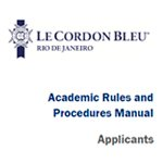 Academic Rules and Procedures Manual - Applicants