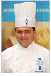 Chef Fréderic Lesourd