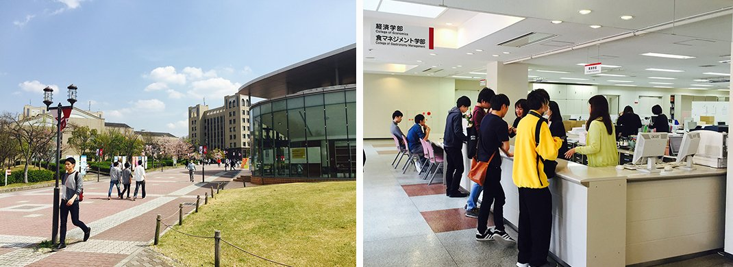 Our New Culinary Management Programme Begins – Information Session at Ritsumeikan University