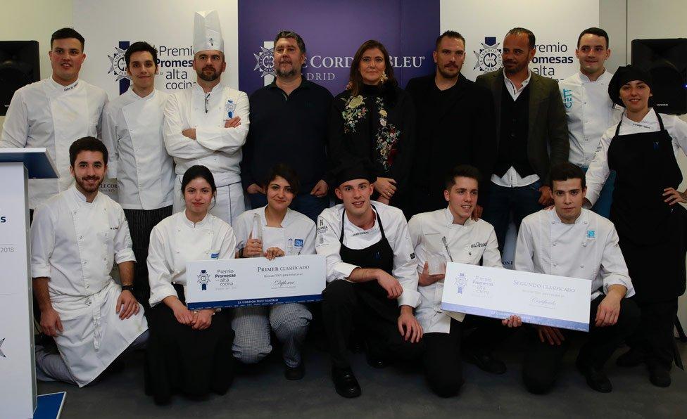 VI Premio Promesas de la alta cocina