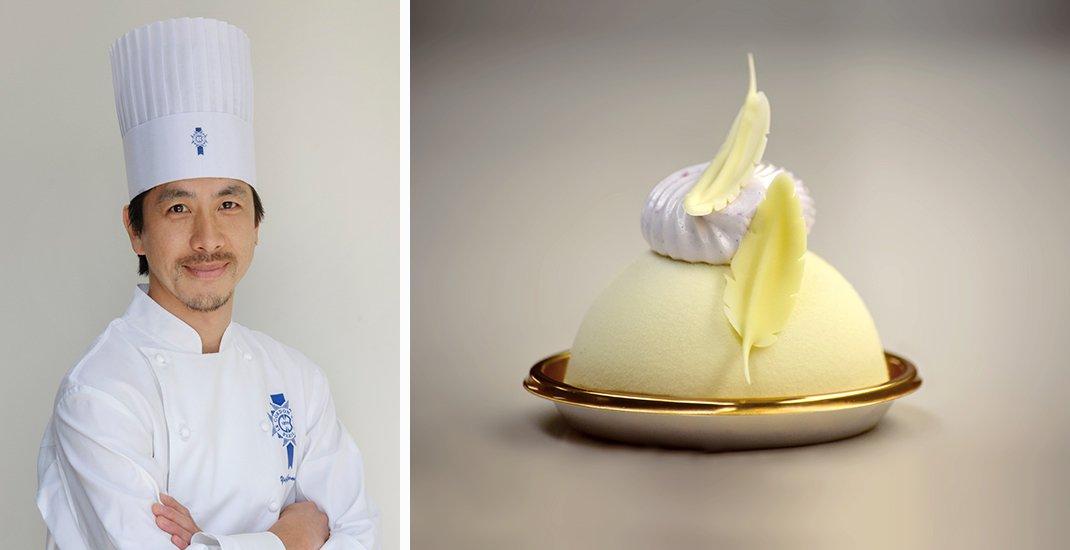 Chef of the Month/ 6月担当は、菓子講座の豊長雄二シェフ