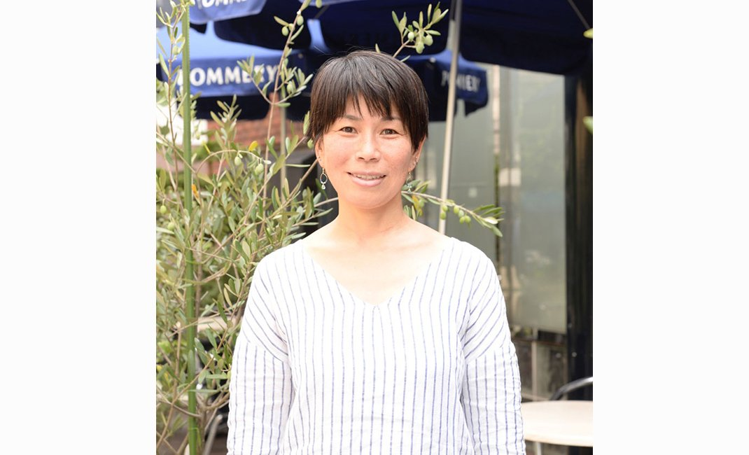 インタビュー:東京校卒業生 河村愛子