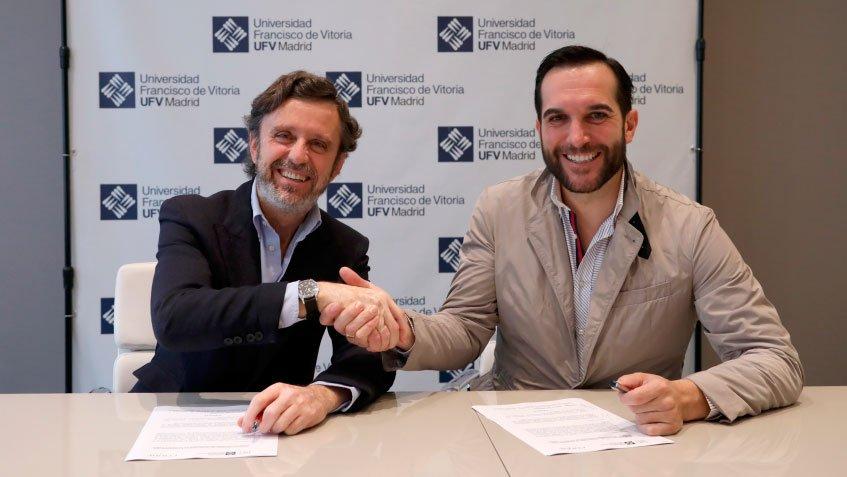 Acuerdo UFV Mario Sandoval