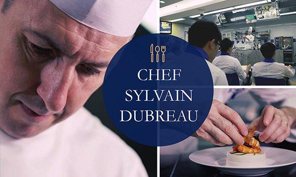 Chef Sylvain Video