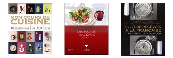 Gourmand awards france 2011 - Cours de cuisine cordon bleu ...