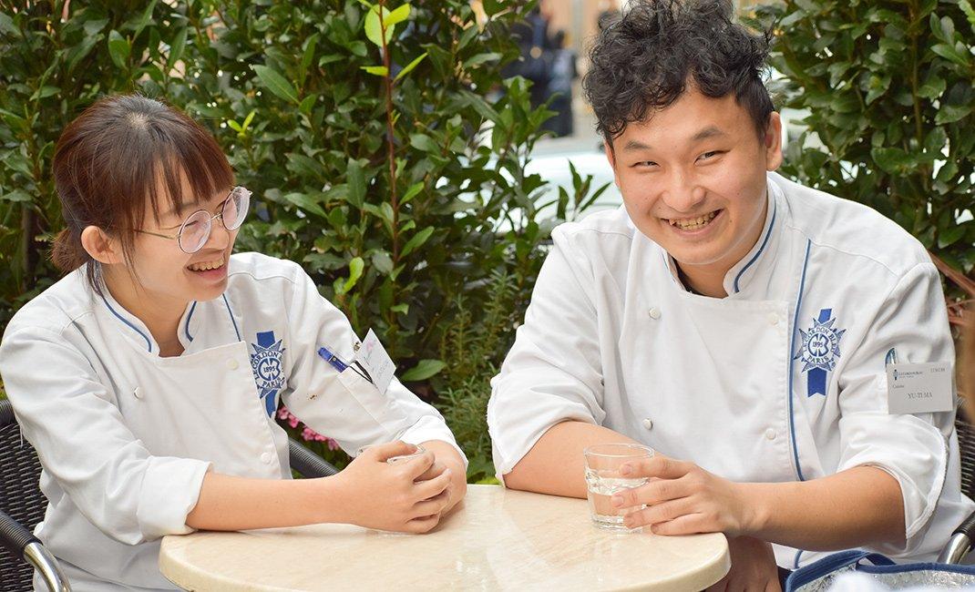 November Student Restaurant Event