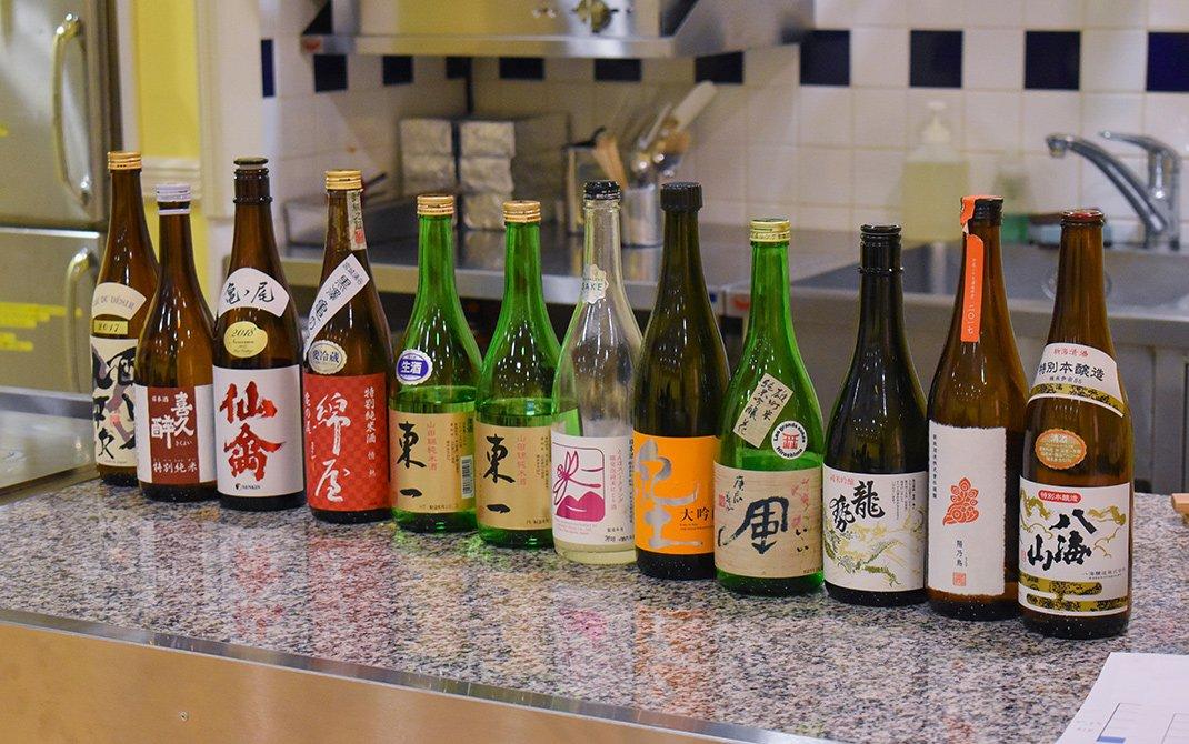 东京蓝带日本酒探索之旅