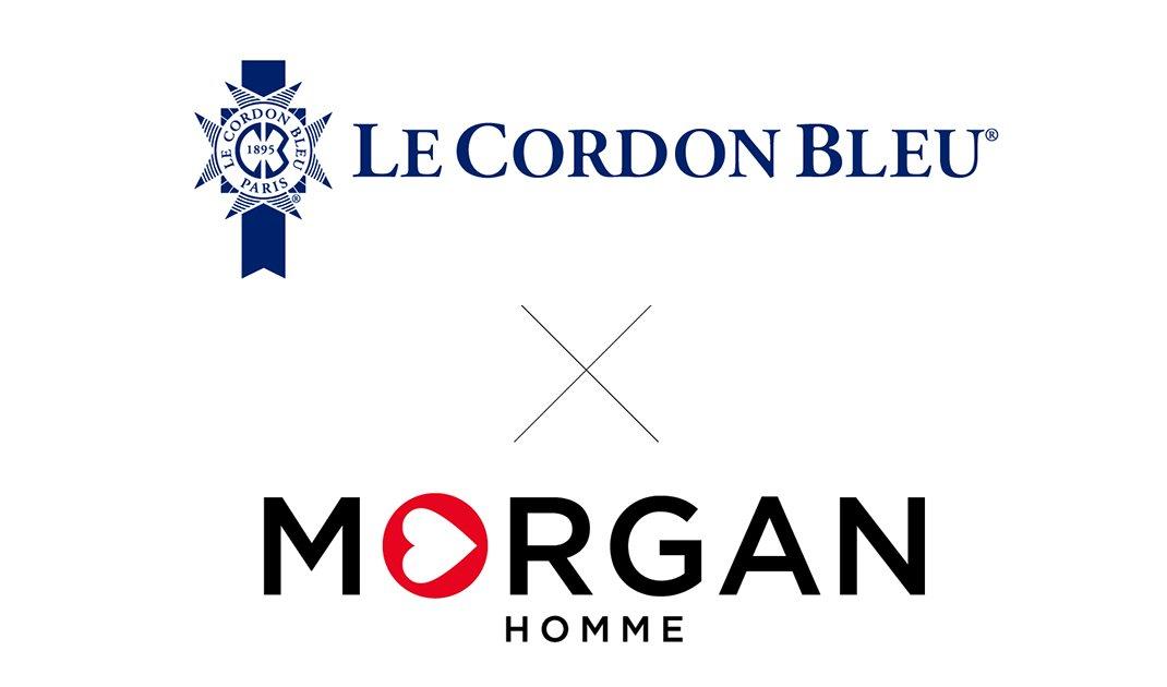 MORGAN HOMMEとのコラボ商品発売!