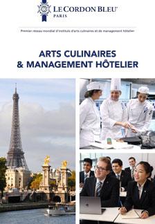Arts Culinaires et Management Hotelier