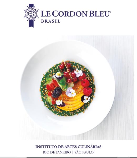Brochura Le Cordon Bleu Brasil
