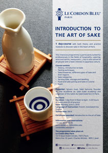Introduction to the Art of Saké
