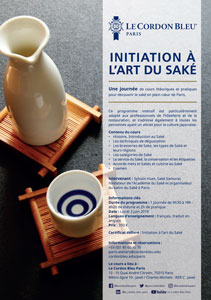 Initiation à l'Art du Saké