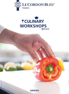 Culinary Workshops Groups