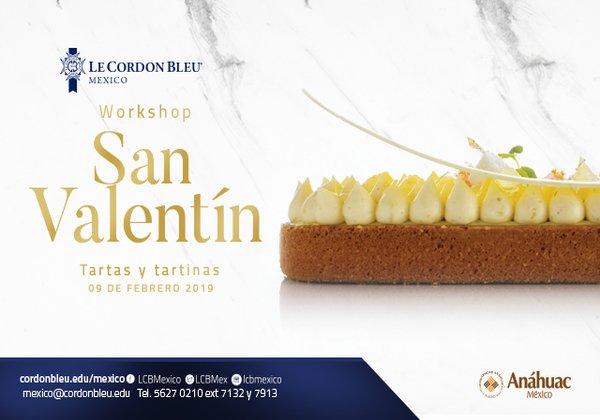 Workshop San Valentin