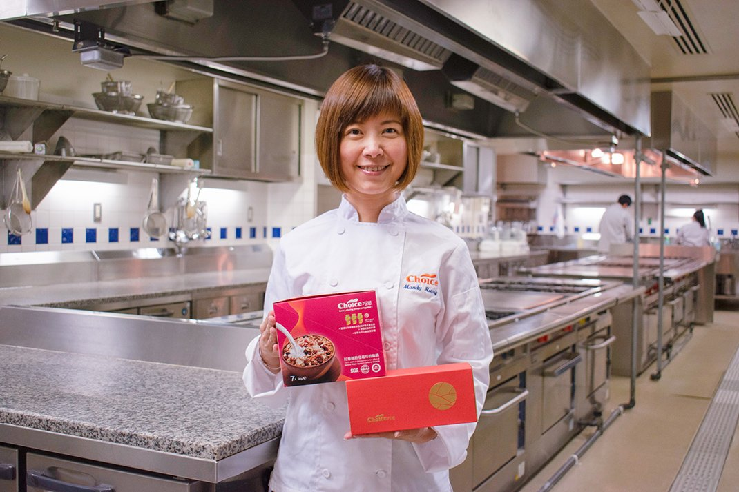 Meet Alumna Mandy Huang, Entrepreneur Extraordinaire