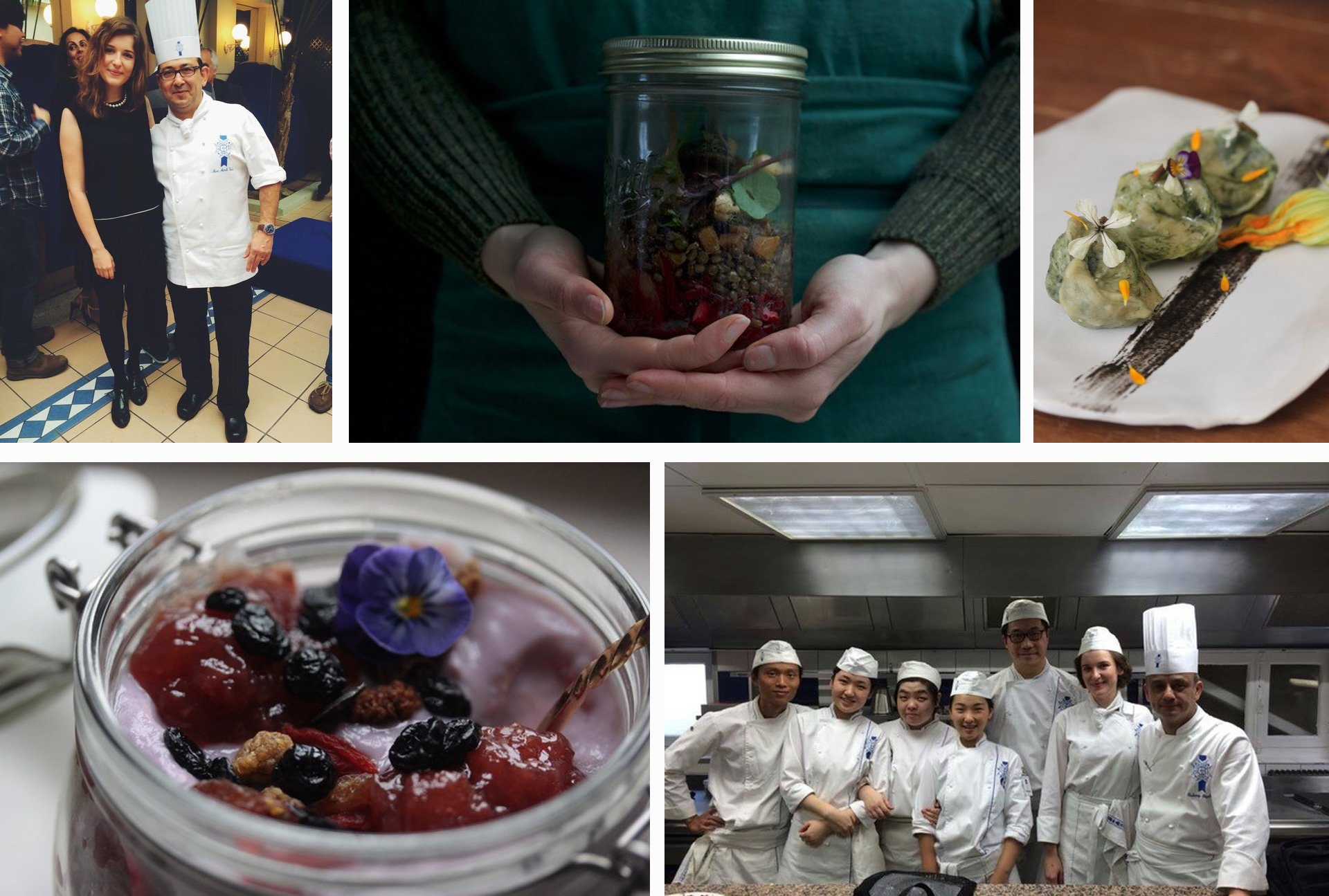 Témoigagne alumna, Daria Tartrais – Diplôme de Cuisine 2015