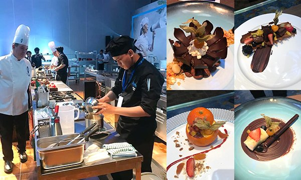 F&B Masters Competition