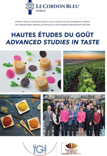 Advanced Studies in Taste (HEG)