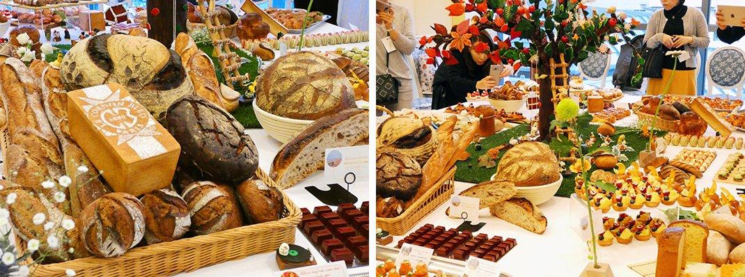 面包高级班:中文班所有同学的作品