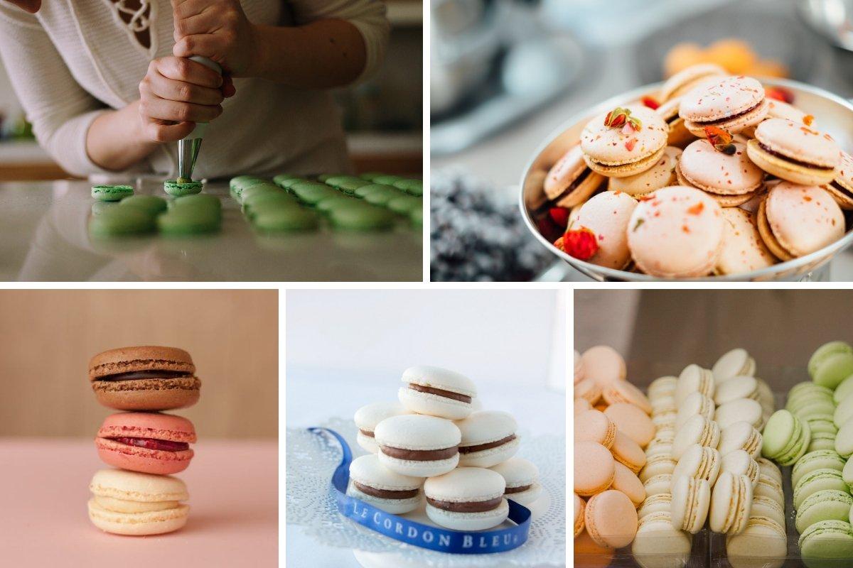 Mastering Macarons Le Cordon Bleu Australia