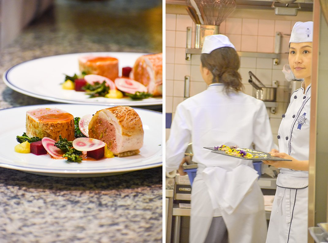 Students Wow Diners in Pop-up Restaurant Event