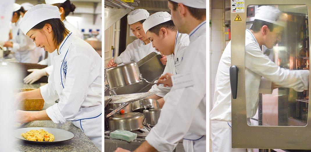 学生快闪餐厅晚宴活动使宾客们都惊艳