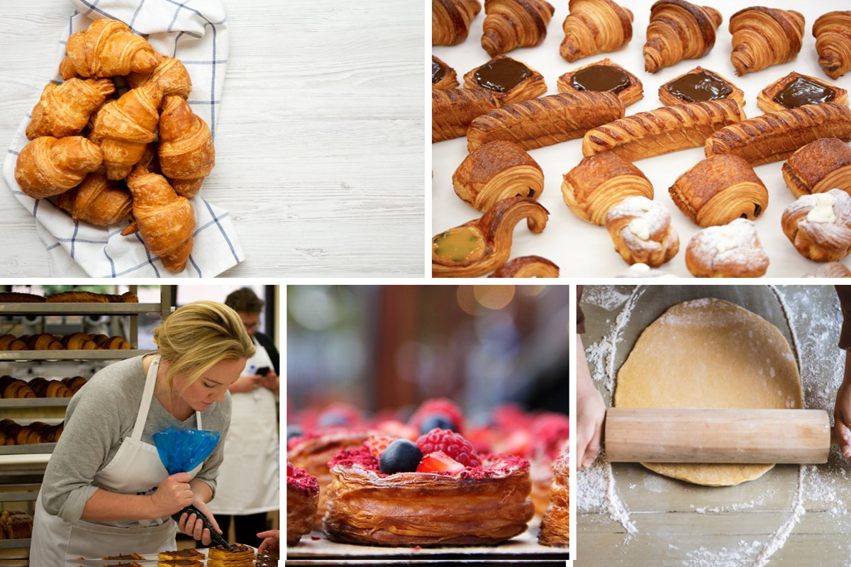 Viennoiserie French Breakfast Pastries Le Cordon Bleu Australia