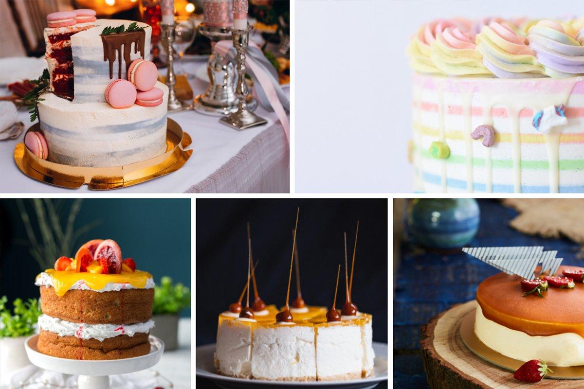 Celebration Cakes Le Cordon Bleu Australia