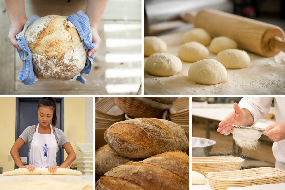 Basic and Artisan Bread Le Cordon Bleu Australia