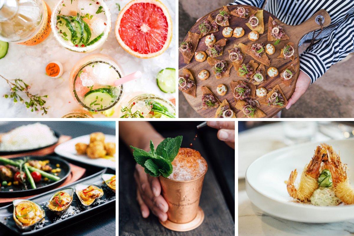Appetisers, Canapes, Cocktails and Mixology Le Cordon Bleu Australia
