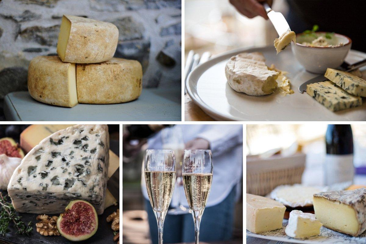 A Tour of French Cheese Le Cordon Bleu Australia
