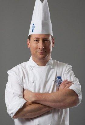 Le Cordon Bleu Chef Matthew Hodgett