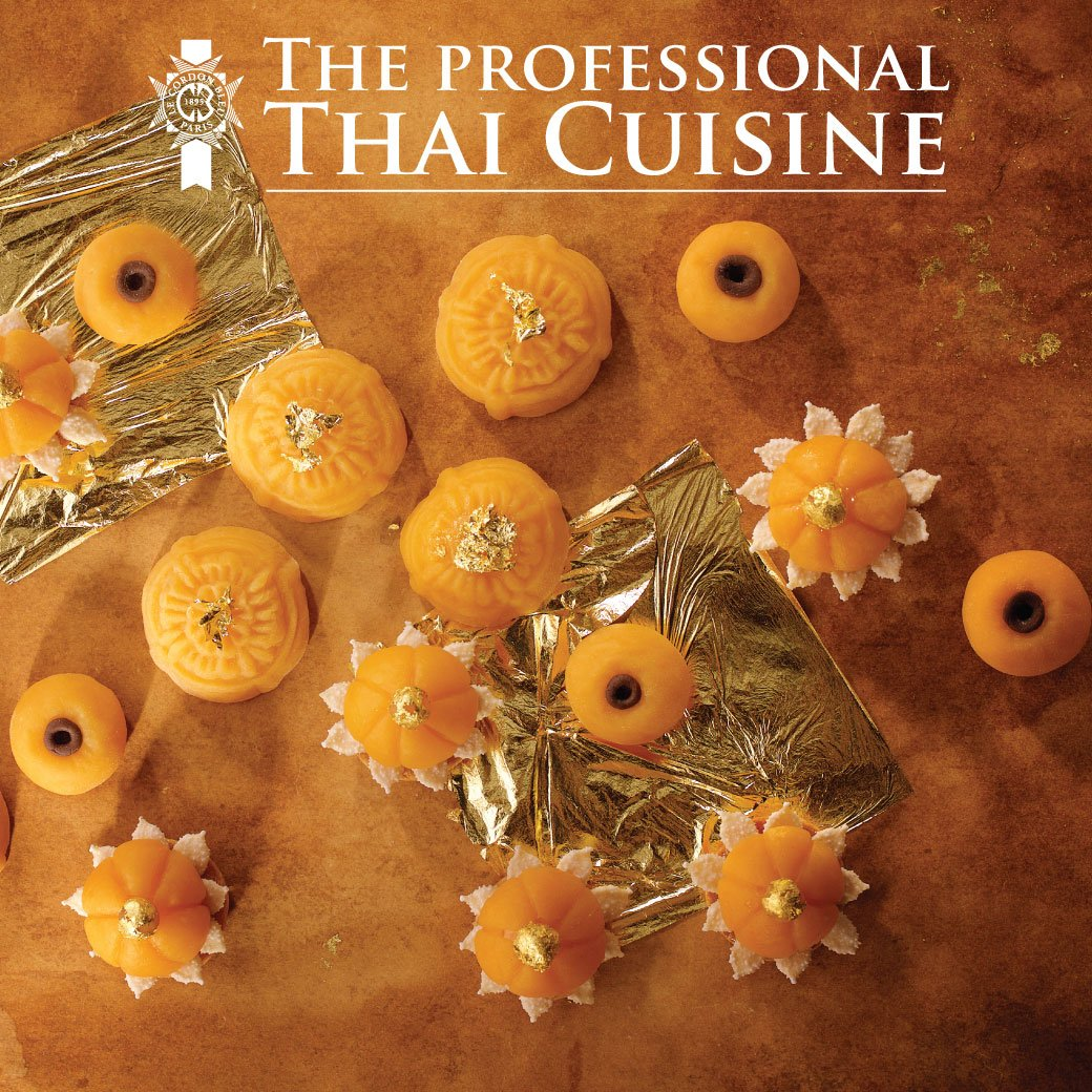 Thai Cuisine Flyer