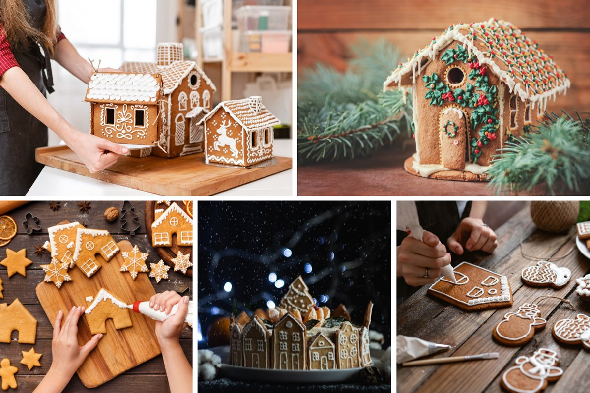 Gingerbread House Making for Christmas Le Cordon Bleu Australia