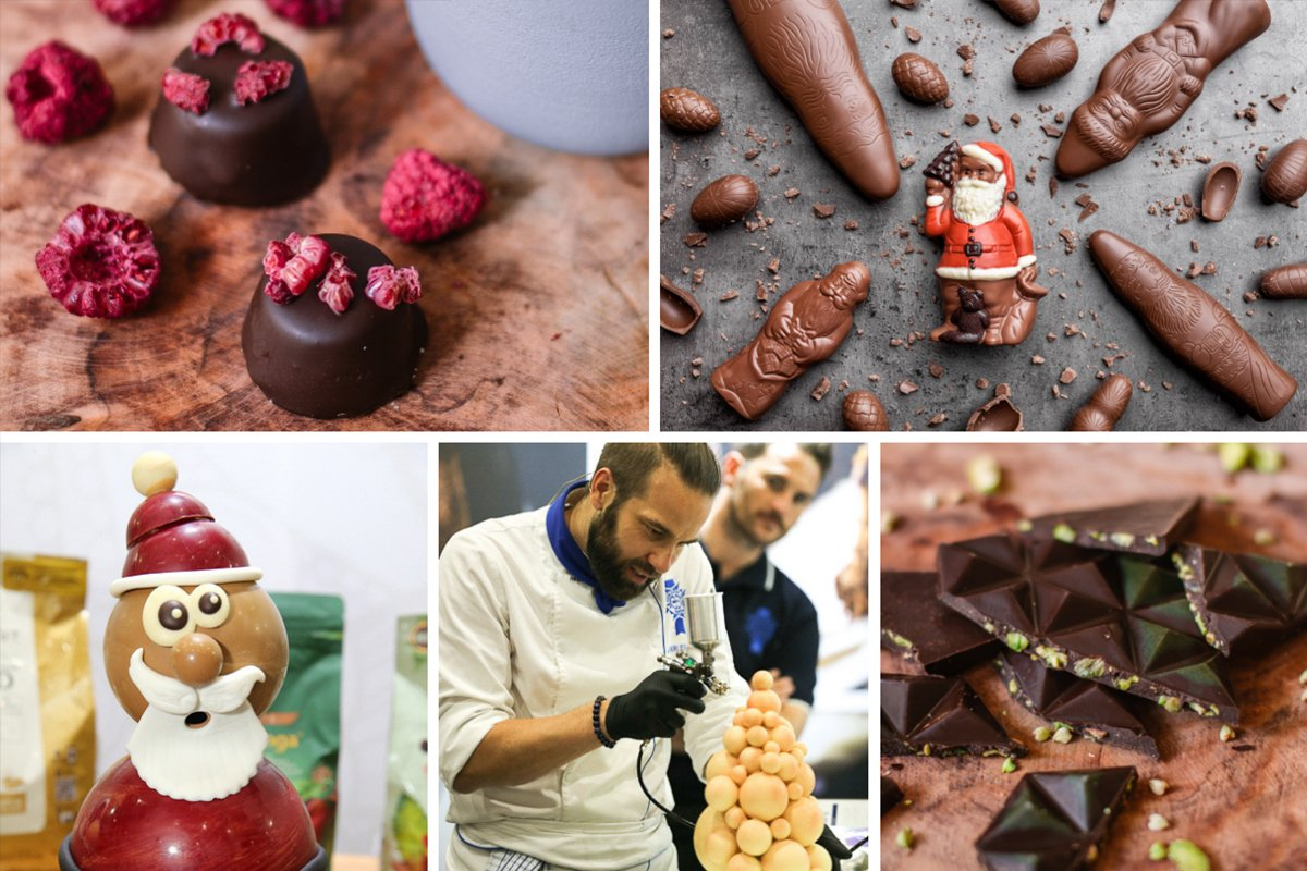 Discover Chocolate Christmas Themed Le Cordon Bleu Australia