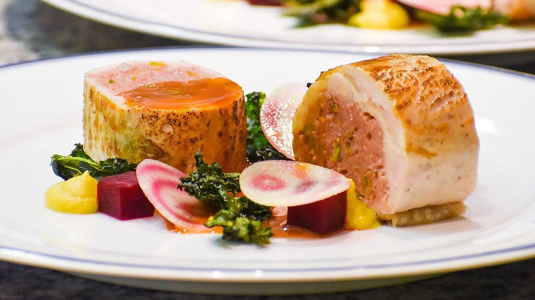 料理高级课程特别活动「Dîner Gourmand