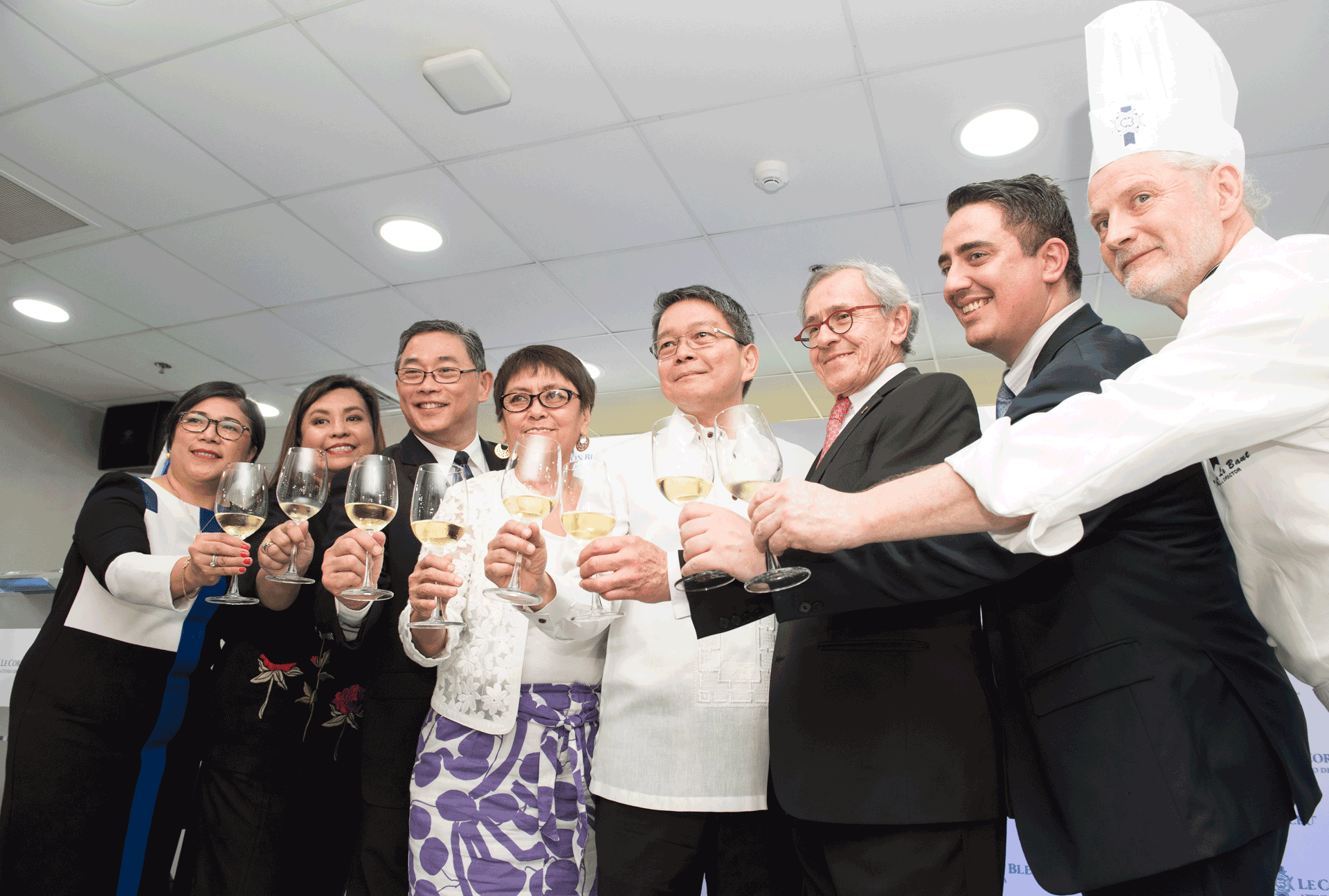 Le Cordon Bleu opens its doors in the Philippines