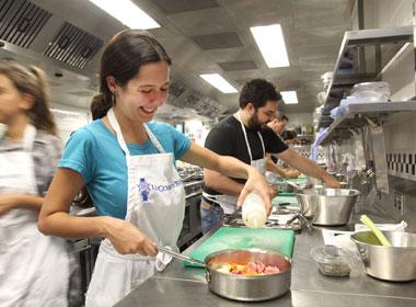 Cuisine Techniques Workshops