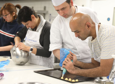 Patisserie Techniques Workshops