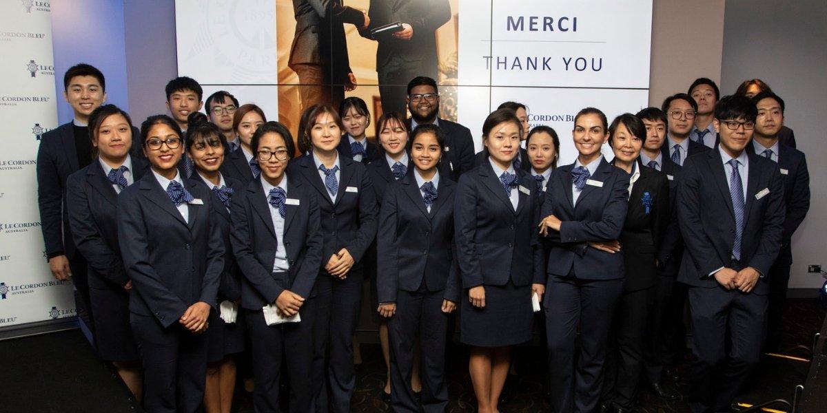 Le Cordon Bleu student events