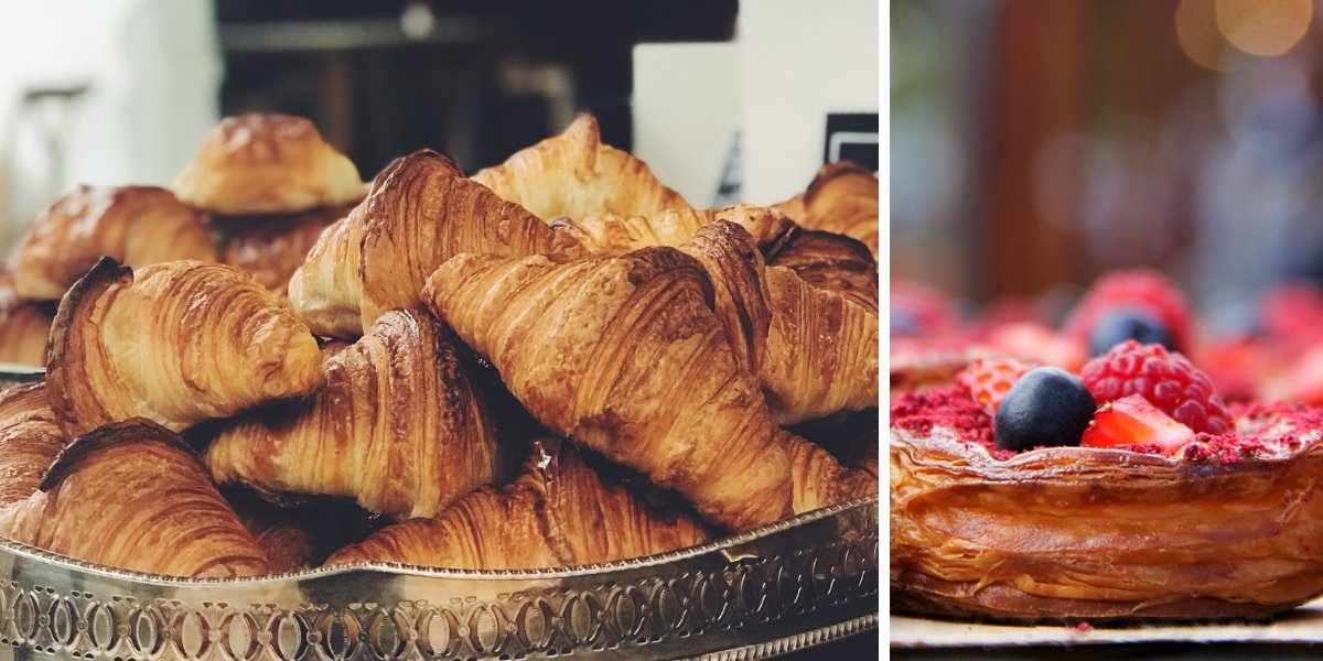 Le Cordon Bleu article - pastry