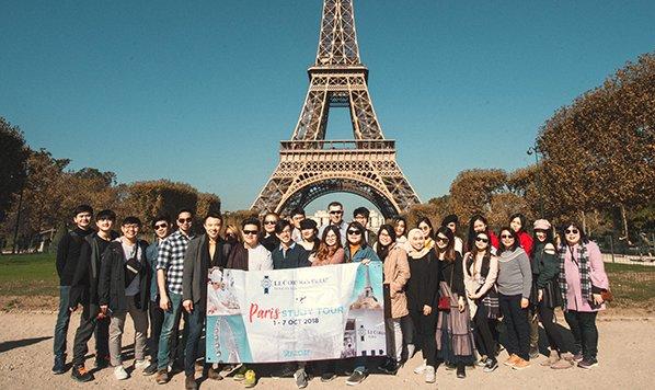 paris study tour 2019