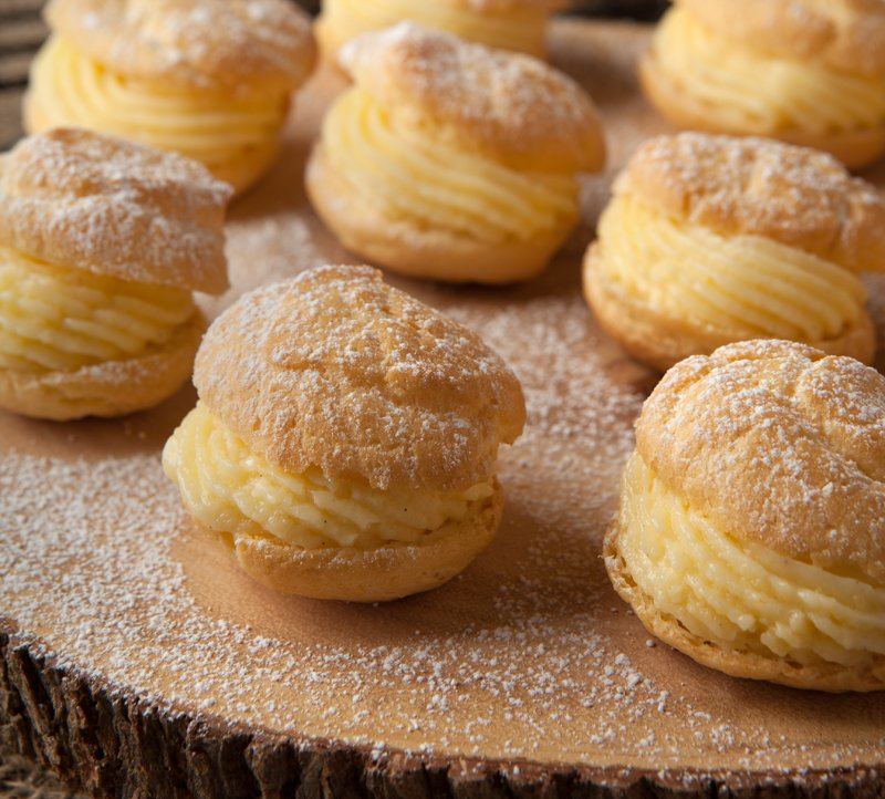 The Secrets of Choux Pastry