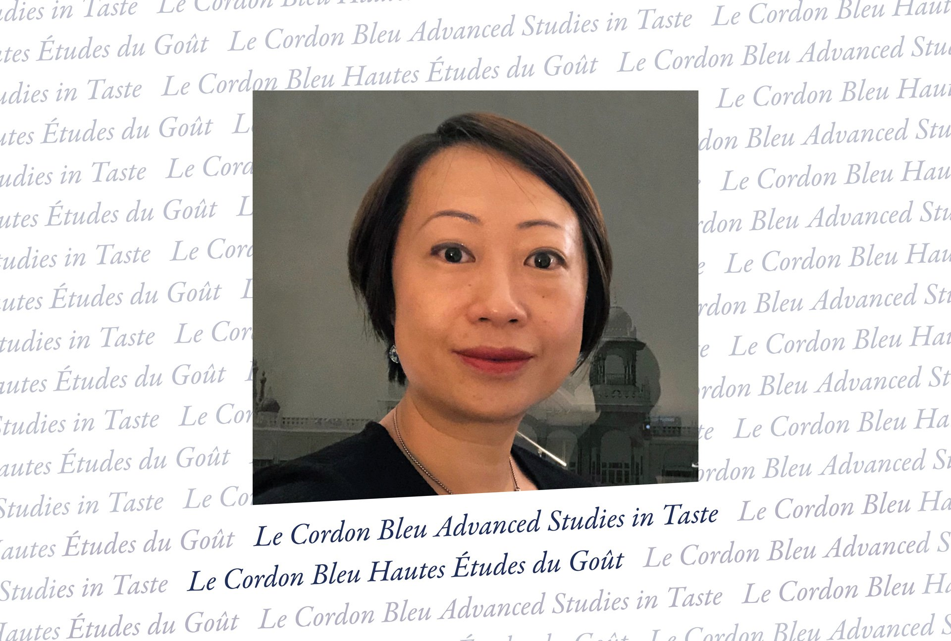 Le Cordon Bleu Advanced Studies in Taste thesis - Christine Law