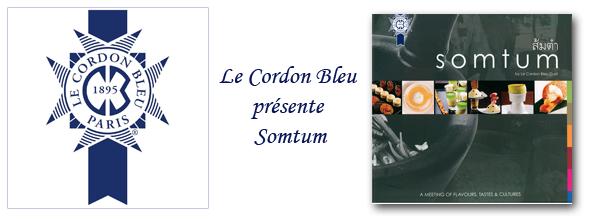 Somtum par le cordon bleu dusit thailande nomin meilleur livre de cuisine du monde aux - Meilleur cuisine du monde ...