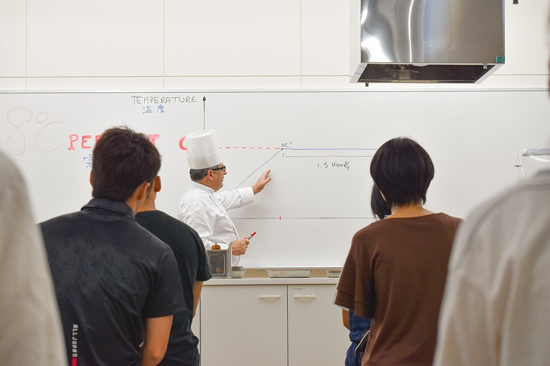 Open Campus at Ritsumeikan University – A Glimpse into Japan's First Ever Higher Education Programme in Food