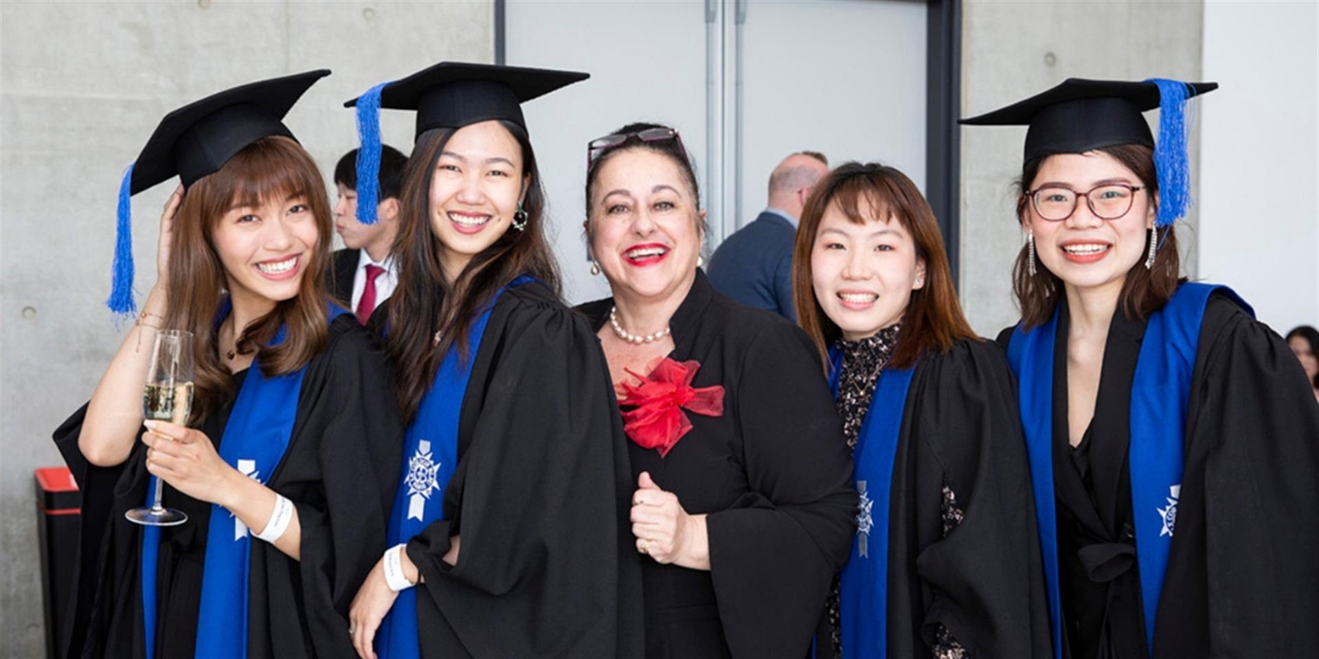 Le Cordon Bleu Australia celebrates student graduations