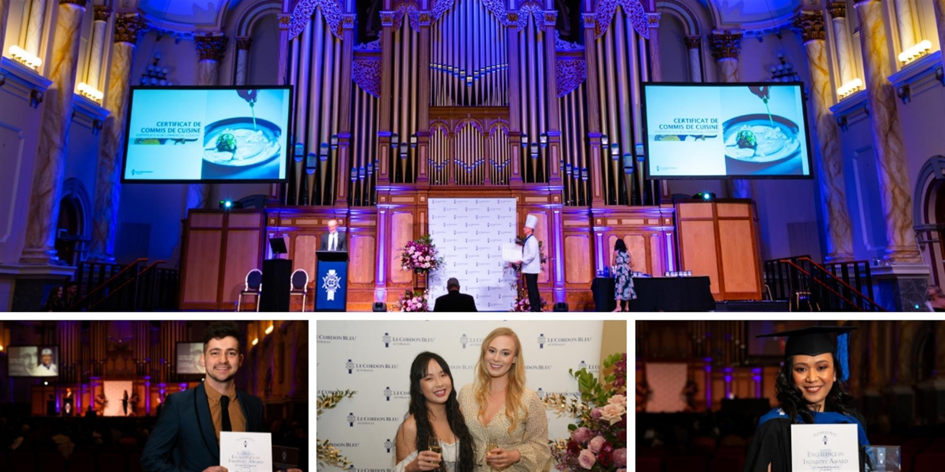 Le Cordon Bleu Adelaide Graduation